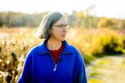 Karen Oberhausen, UW–Madison Arboretum director (Photo by Bryce Richter / UW–Madison)