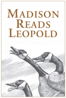 Graphic for Madison Reads Leopold
