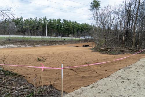 Grady Tract erosion control